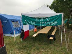 Il nostro campo a Treviso 2017
