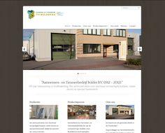 Website Timmerfabriekbolder.nl