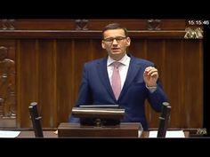 AWANTURA w Sejmie! Mateusz Morawiecki rewelacyjnie MIAŻDŻY PatOlogie opo...