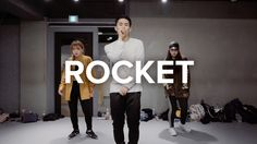 Rocket - Travis Garland / Eunho Kim Choreography