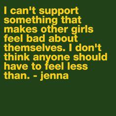 I <3 Jenna from MTV's hit show Awkward.
