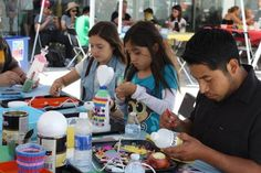 Recycle Me: Mobiles Oceanside, California  #Kids #Events