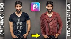 Stylish Jacket Editing | New Trick | Best Picsart Editing Tutorial |  Ch... Photo Background Images, Photo Backgrounds, Double Exposure Photo, Picsart Tutorial, Stylish Jackets, Editing Pictures, New Tricks, New Image, Fashion Pictures