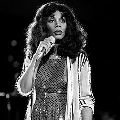 Donna Summer, who passed away Thursday morning, is gone but certainly not forgotten.