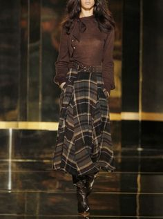 A cuadros / Plaid garments Plaid, Maxi Skirts, Fingers, Outfits, Clothes, Fashion, Outfit, Gingham, Moda