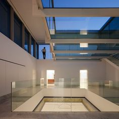 Francisco Reina || Rehabilitación de la Casa Pinillos. Ampliación del Museo de Cádiz (Cádiz, España) || © Fernando Alda