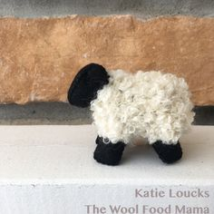 Little wool sheep