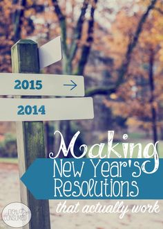 Ever find yourself in exactly the same place on New Year's Eve that you were the year before? I know I'm not alone in this. Ever wonder what you need to change to make those resolutions ACTUALLY work? I've got a few simple ideas to share with you that actually DID work for me. Are you ready for a change?