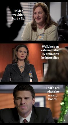 LOL !!!!! I love Bones and Booth