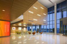 Lancaster General Hospital Ann B. Barshinger Cancer Institute #Ballinger #healthcare #interiordesign