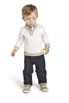 Wendy Bellissimo boys' pants set