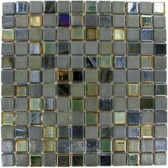 Vidrepur | VID-BLACKFOREST | Black Forest | Tile > Glass Tile