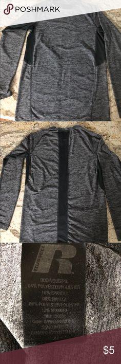 7e5b155c050e2 Boys dri-fit long sleeve shirt Boys Russell dri-power 360 long sleeve shirt