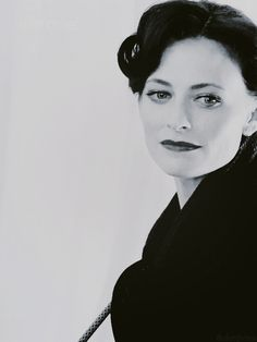 I loved Lara as Irene Adler. She was magnificent. Great casting but also fabulous writing.