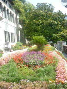 Lago di Como, Villa Monastero Lake Como, gardens of Villa Monastero #lakecomo #varenna #villamonastero #como