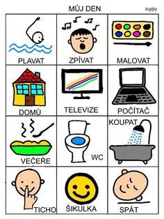 Pro Šíšu Montessori, Playing Cards, Language, Activities, Education, Logos, School, Children, Creative