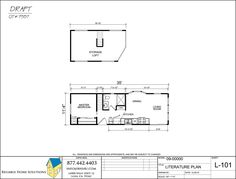 Reliable Home Solutions Gallery - Floor Plans