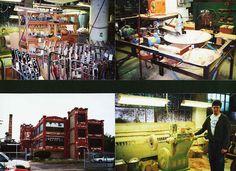 Old Pictures of Kalamazoo | Heritage Guitars / Kalamazoo Michigan / The Old Gibson Guitar factory ...