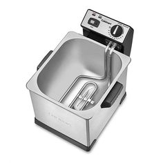 Deep Fryer, Digital Timer, Specialty Appliances, Steel Mesh, Heating Element, Small Kitchen Appliances, Surf Shop, Mens Gift Sets, Dishwasher
