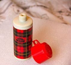 """vintage Avon aftershave """"thermos"""""""