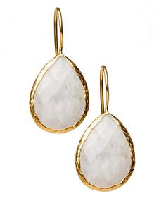 LOVE at first site - Moonstone Ava Earrings
