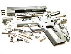 "1911 80% BUILD KIT 4.25"" .45 ACP BOBTAIL COMMANDER FORGED 4140 STEEL F 
