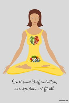We must respect the individual, not the dietary theory. Because we are all biochemically different, a diet that works for one, could wreck another. Listen to your body =) #TheFuddhist