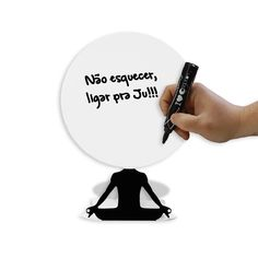 Porta - Recados de Mesa Yoga