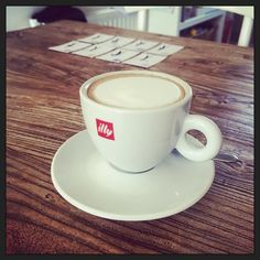 Koffie met @roelvinck... :-)
