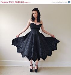 SHOP SALE / vintage 1950s party dress / 50s by RockAndRollVintage, $279.20    If only I had somewhere to wear it.