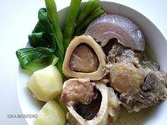 Bulalo (Bone Marrow Soup) ;9