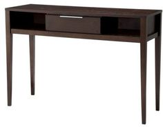 #Target                   #table                    #Manhattan #Console #Table                          Manhattan Console Table                             http://www.seapai.com/product.aspx?PID=868015
