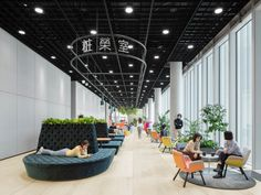 AmorePacific F21 Offices - Seoul - Office Snapshots