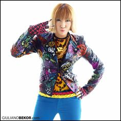 MINZY WITH JEREMY SCOTT X ADIDAS ORIGINAL