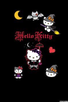 Halloween and Hello Kitty