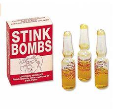 Loftus-International-Stink-Bombs-APRIL-FOOLS-prank-joke-fart-smelly-Pack-of-36