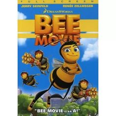 """Bee Movie (Full Frame) $5 pick up at Walmart """"Bee Movie"""" is a comedy that will change everything you think you know about bees. Having just gra…"""