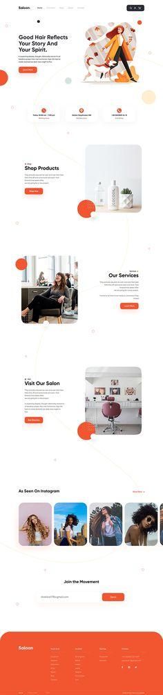 Landing Page Html, Landing Page Design, Web Design Black, Restaurant Website Design, Wordpress Website Design, Fitness Design, Ui Web, Web Layout, Website Design Inspiration