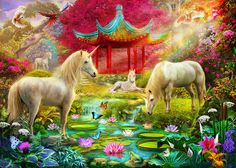 Japan Unicorn Photograph  - Japan Unicorn Fine Art Print