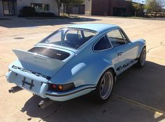1973 #Porsche #911 #RSR Clone