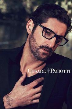 8ab503330766 Tony Ward Stars in Cesare Paciottis Spring Summer 2013 Eyewear Campaign