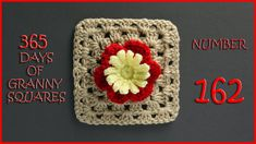 365 Days of Granny Squares Number 162