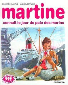 Martine connait le jour de paie des marins