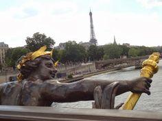 Pont Alexandre III- Most Beautiful Bridge in Paris named after Russian Tsar