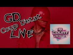 G DRAGON - COUP D'ETAT Live (M Countdown) Reaction 2013 (뮤직비디오)(리액션) (VIP)