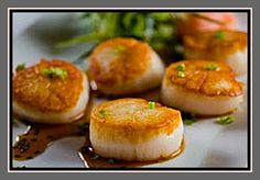 Recipe Spy: Sullivan's Steakhouse: Seared Sea Scallops with Sesame Ponzu
