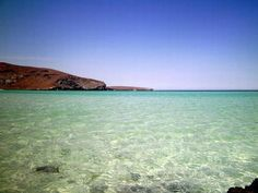 Playa Balandra, La Paz, BCS, Mexico.