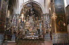 Armenian church, old city Jerusalem