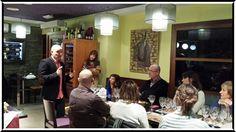 Cena Maridaje con Buil & Giné en Les Vinyes 27 de febrero de 2015