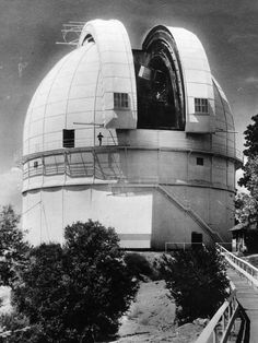 Firefighters Battle To Save LA's Historic Mount Wilson Observatory : NPR